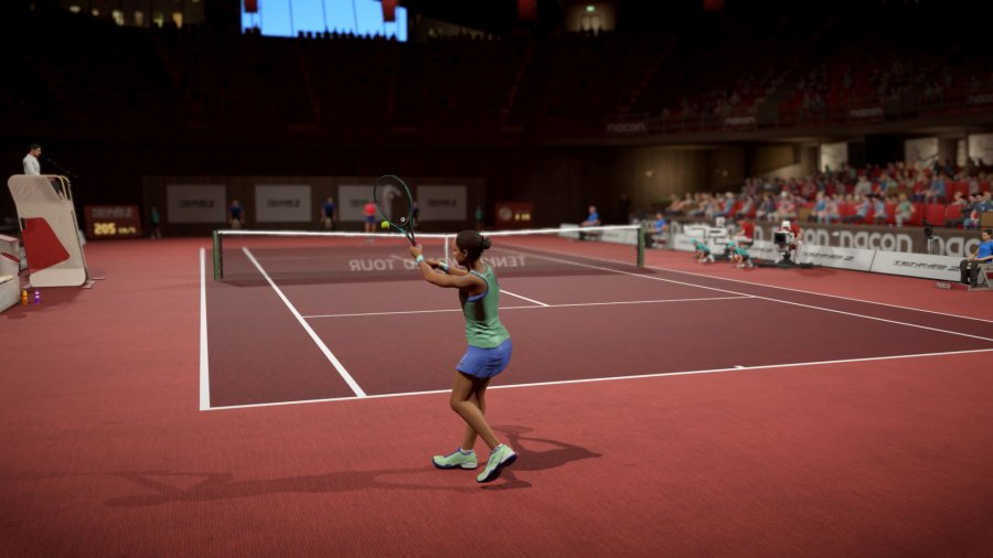Tennis World Tour 2 Review - Screenshot 1 of 4