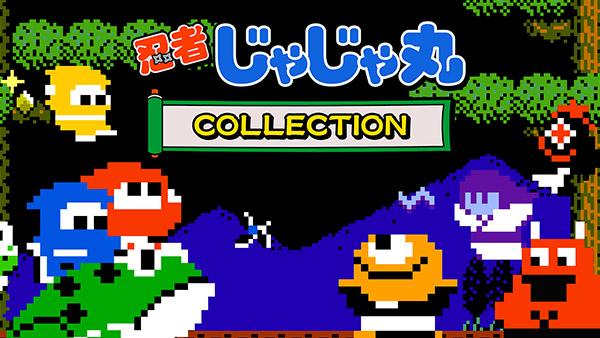 Ninja JaJaMaru Collection