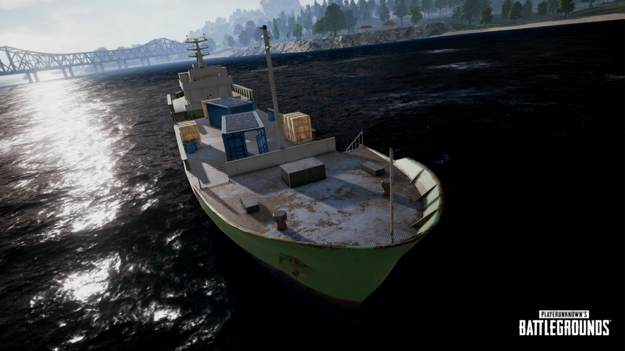 pubg update 152 patch notes ferry