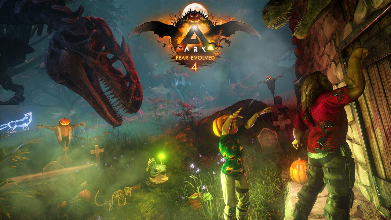 ark update 238 patch notes fear evolved