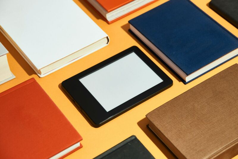 Publishers worry as ebooks fly off libraries' virtual shelves