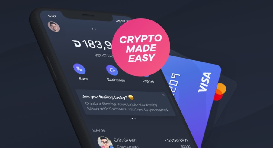 divi project cryptocurrency