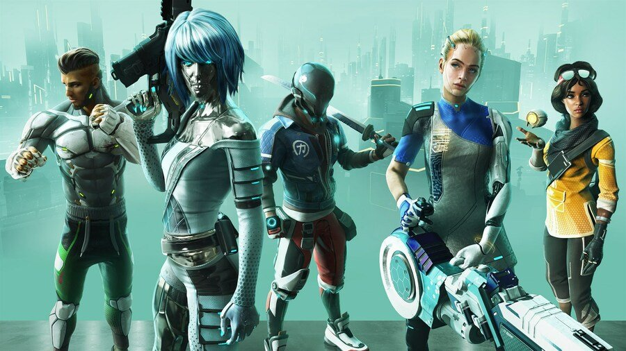Ubisoft Admits Hyper Scape Hasn't Met 'High Expectations' On Console