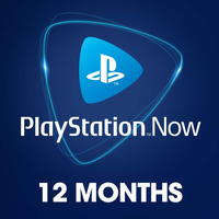 PlayStation Now: 12 Month Subscription