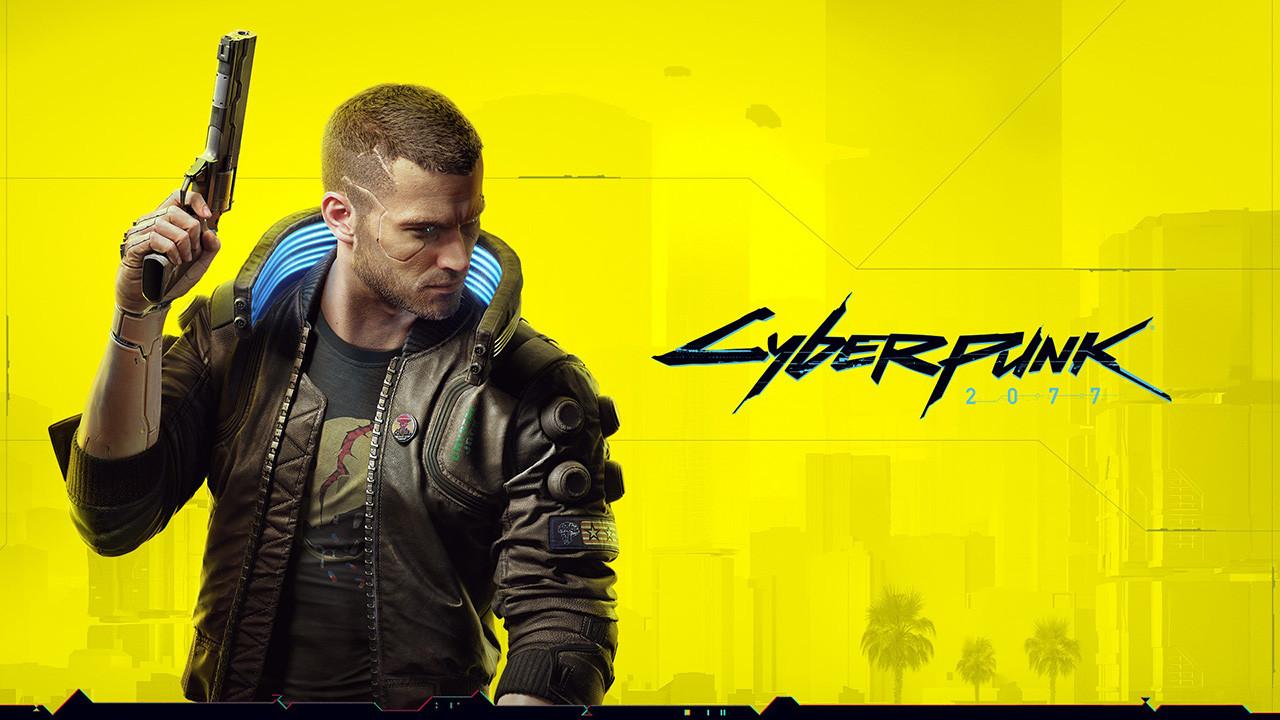 Cyberpunk 2077 key art