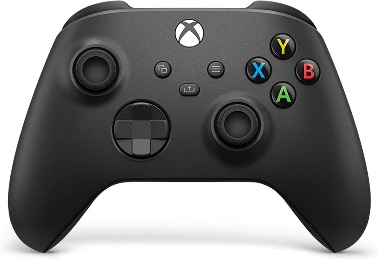 Xbox Series X controller from Microsoft